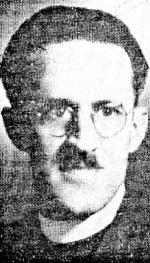 Pastor J.C. Port 1945-1951