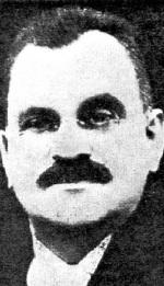 Pastor M. Mueller 1908-1920