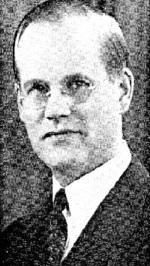 Pastor J.H. Frenssen 1934-1942