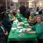 St Patrick's Dinner Fundraisier -  WRC Task Force Members