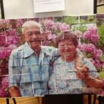 WRC Fundraising Photo Puzzle - George & Frieda Popp